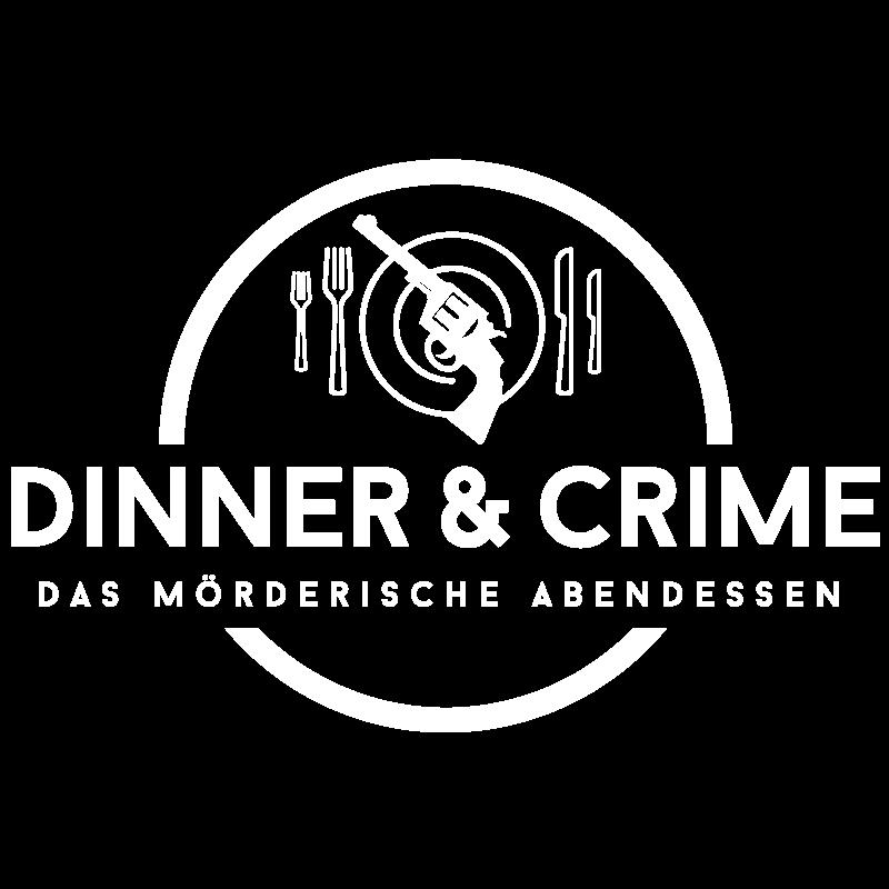 Dinner & Crime Logo