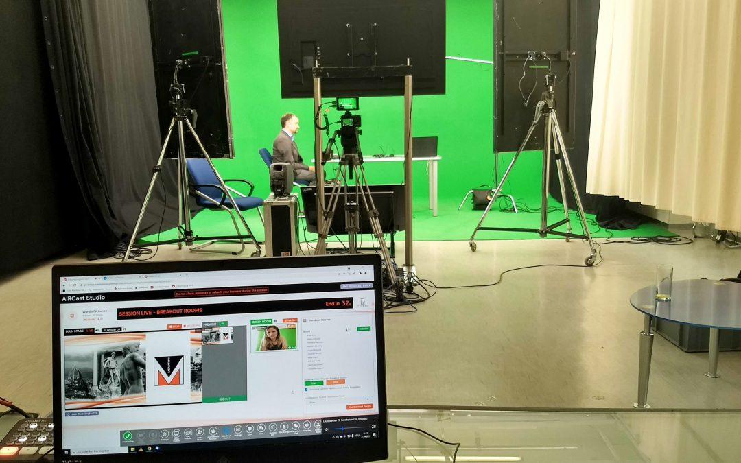 Von der Präsenzveranstaltung in die virtuelle Welt